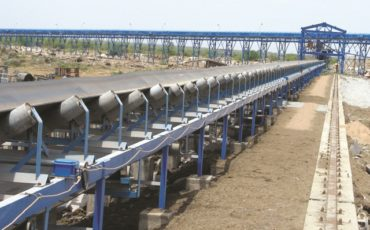 Trough Conveyor supplied to Natraj Pencils