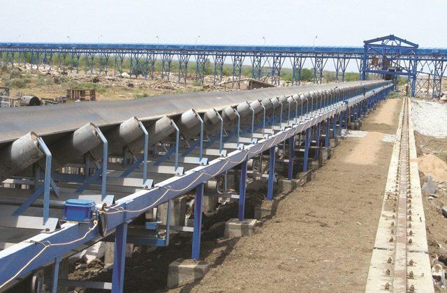 Trough Conveyor supplied to Natraj Pencils
