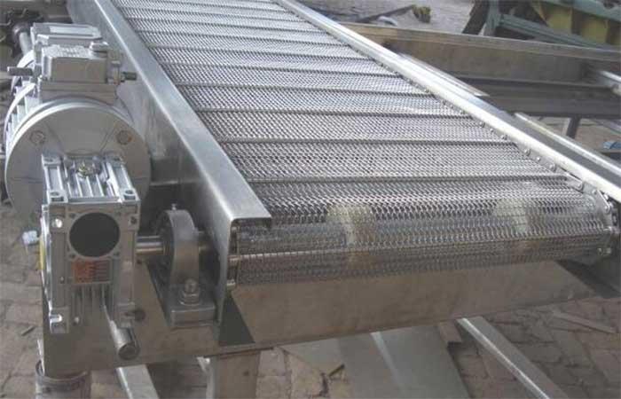 Wiremesh Conveyor suppliers in Delhi