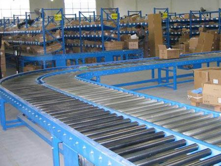 warehousing conveyors
