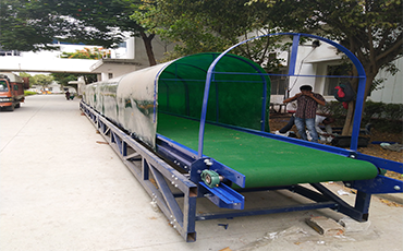 Inclined Belt Conveyors Noida
