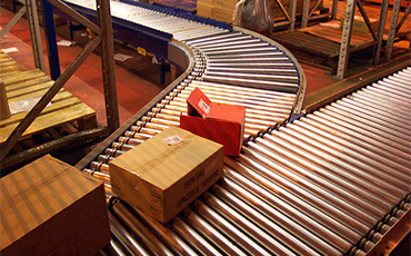 Roller Conveyors suppliers Noida