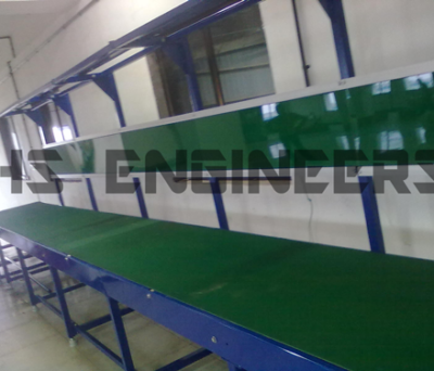 Inspection Flat Belt Conveyors Noida