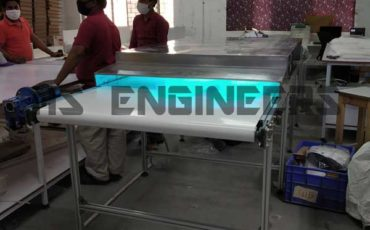 UV Disinfectant Conveyors
