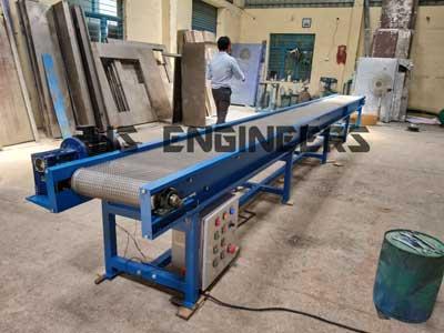 SS Wiremesh Chain Conveyors