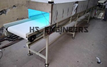 UV Disinfection Conveyors